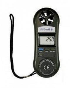 Máy đo tốc độ gió PCE-AM81