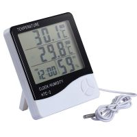 Đồng hồ đo nhiệt độ và độ ẩm M&MPro HTC-2