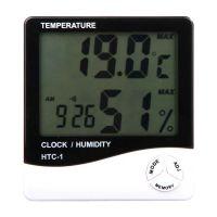 Đồng hồ đo nhiệt độ và độ ẩm M&MPro HTM1/HTC-1