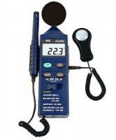 Máy đo ánh sáng, độ ồn, độ ẩm, nhiệt độ PCE-EM882