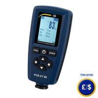 Máy đo độ dày lớp sơn phủ PCE-CT 60