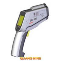 Máy đo nhiệt độ bằng hồng ngoại và Sensor ngoài đo tâm sản phẩm EBRO TFI650