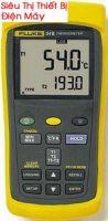 Thiết bị đo nhiệt độ Fluke 51-2 (Type J, K, T, E,N, R)