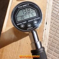 Thiết bị đo nhiệt độ và độ ẩm của gỗ PCE-WMH3